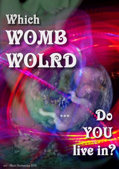 Womb worlds & Lammas sacrifices