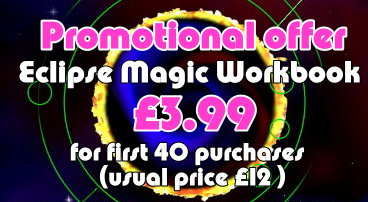 Eclipse Magic workbook promotional offer -sept2015