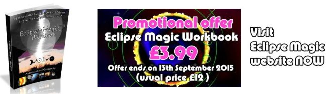 Special Offer- Eclipse Magic Workbook - £3.99