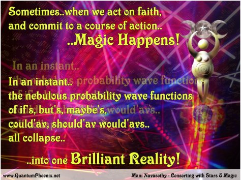 How brilliant realities are formed