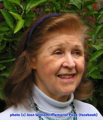 Passing of Jean Ellen Williams – Wiccan High Priestess(Dec2015)