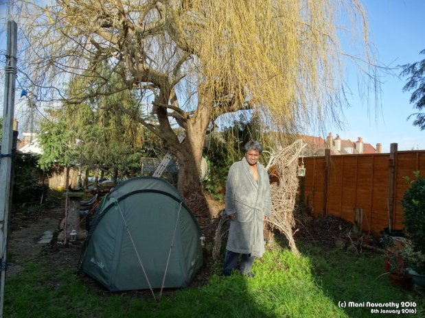Marking Time – 5 months of campingout!