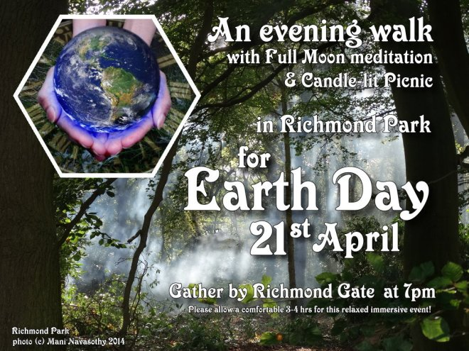 Earth Day 2016- 21april16