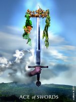 Ace of Swords (c) ManiN 2011-sm