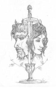Cup & Sword