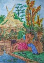 Cupid's Call (c) Mani Navasothy