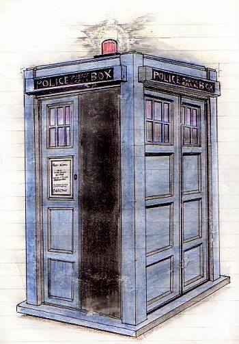 Doctor Who- TARDIS