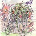 DW- Plant creature