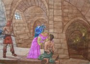 A Dying Wish (c) Mani Navasothy