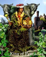 King of pentacle (c)ManiN2011-sm2