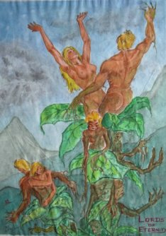 Lords of Eternity (c) Mani Navasothy