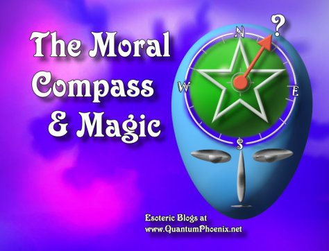 magic and moral compass