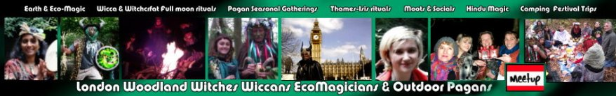 meetup London woodland witches & outdoor pagans- Dec2015