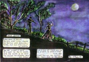 Moon-Dance (c) Mani Navasothy