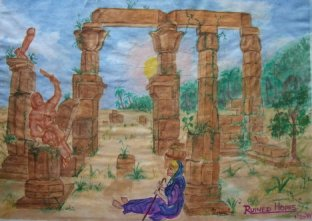 Ruined Hopes (c) Mani Navasothy