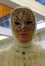 Serpent mask1- art of mani