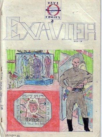 Starship Exavier-pt3