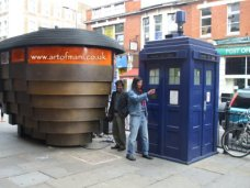 Tardis at Earls Court