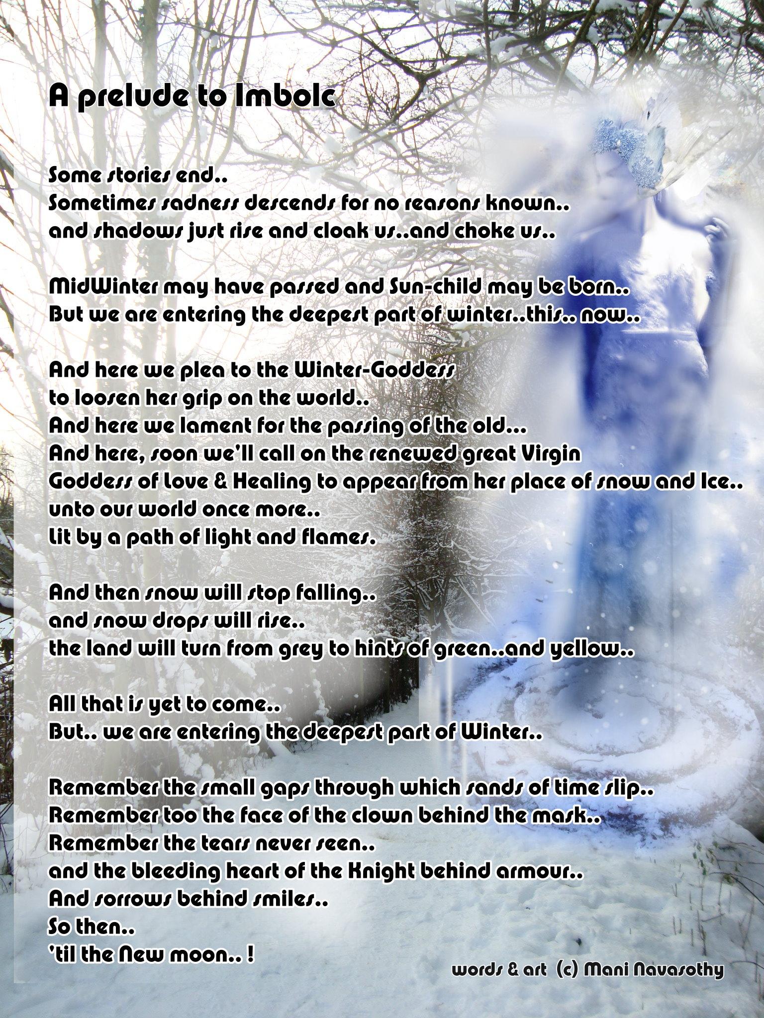 Prelude to Imbolc - Mani Navasothy 2017.jpg