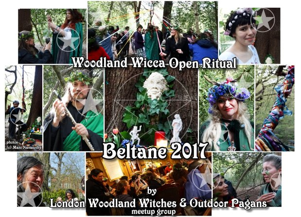Woodland Beltane Gathering & Maypole Dancing2017