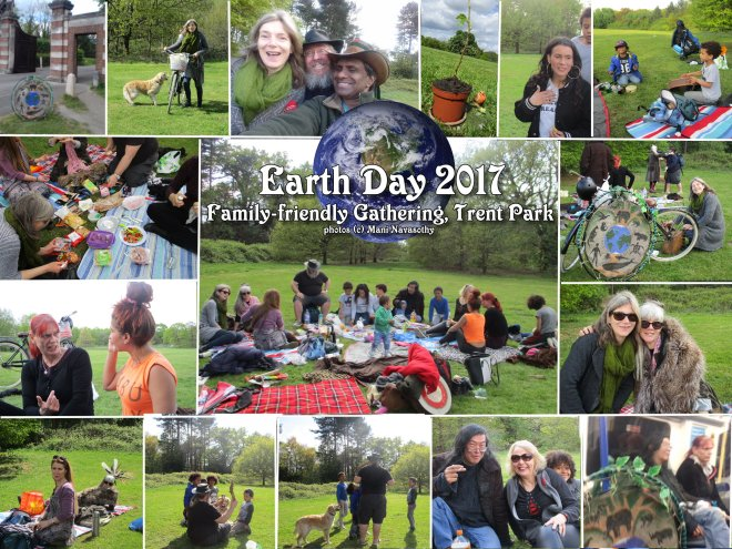 Earth Day 2017 Trent park- composite (c)Mani