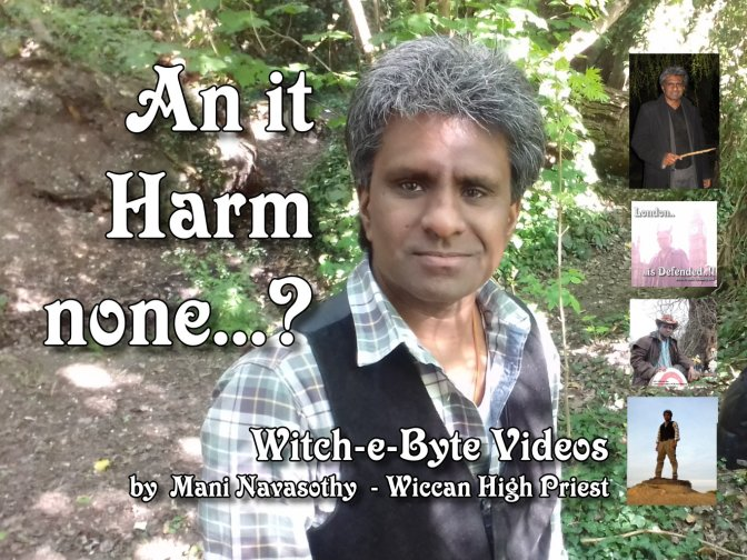 An it harm none? Video on Wiccan Rede