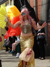 March of the Mermaids 2017 - Brighton