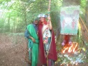 Woodland Beltane 2017- God & Goddess