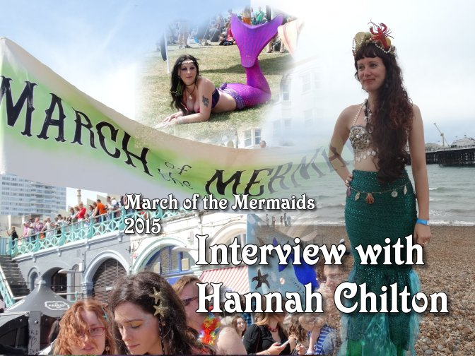 Video Interview: March of the Mermaids