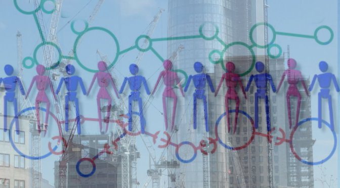 Self-serving Corporate entities & Community builders (part 1)