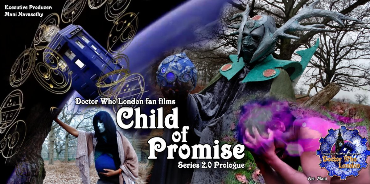 Manifesting The Child of Promise & Angels of London - how a video play became real!