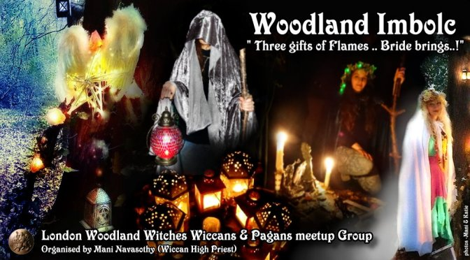 Woodland Imbolc Ritual – 3rd February 2018