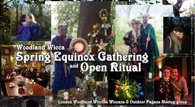 Woodland Spring Equinox Ritual  (25th Marc 2018)