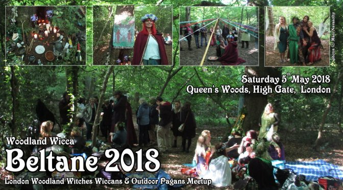 Woodland Beltane Gathering & Maypole Dancing (5th May2018)