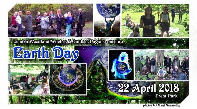 Earth Day 2018 – woodland walk, family picnic & eco ceremony