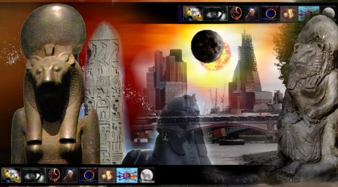 Rise of Sekhmet – A Solar Eclipse-magical Day (11th August 2018)