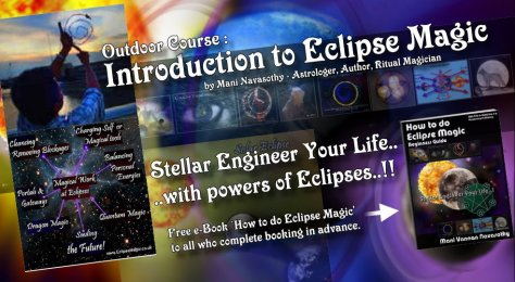 Eclipse magic course 8th july 2018