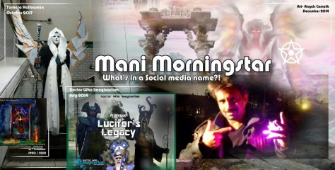 whats in a social media name