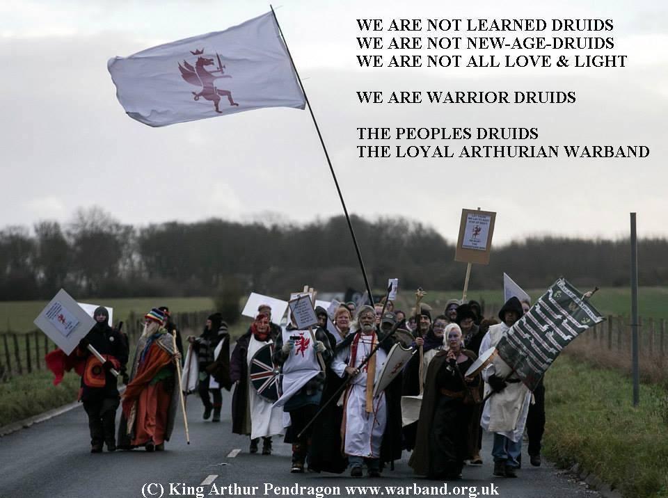 arthur pendragon LAW