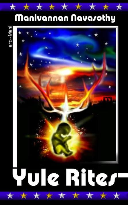 cover Yule Rites by Mani Navasothy 2012