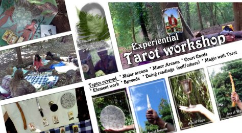 Tarot workshop by vathani & Mani 20april2019