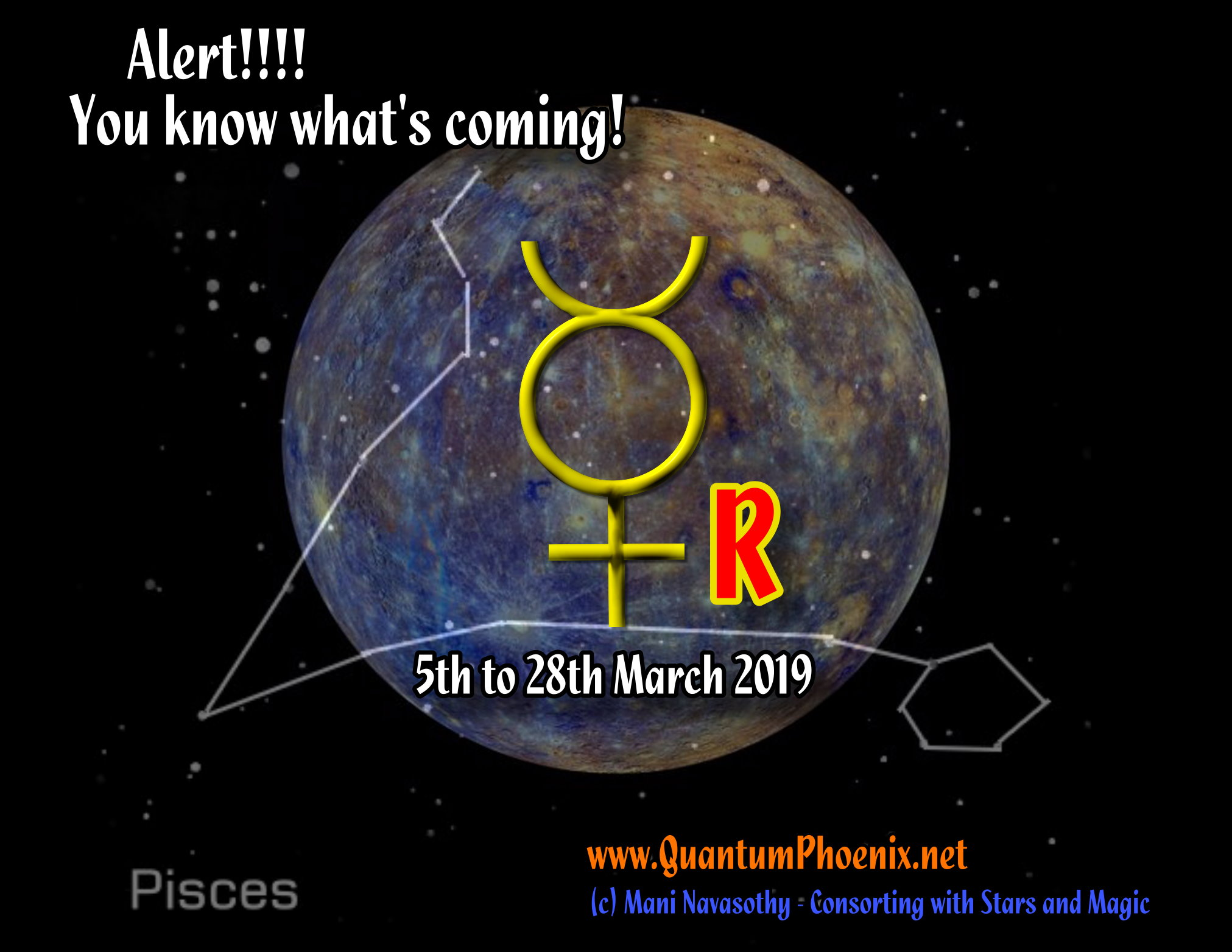 Mercury retrograde March 2019 - quantumPhoenix-net