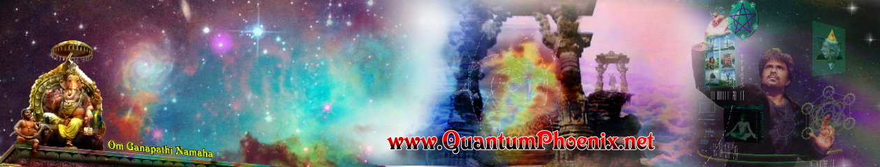 QuantumPhoenix : Consorting with Stars & Magic!