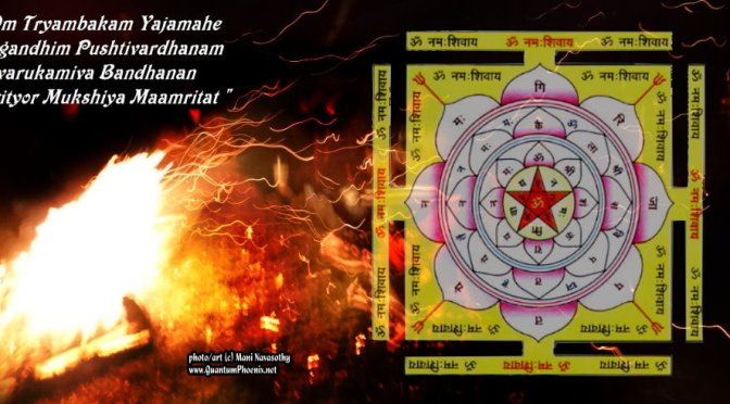 Hindu Magic: Shiva Yantra and Mantra