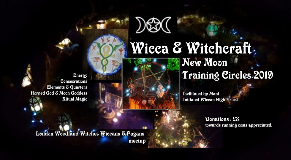 wicca new moon- training circle 2019- spring