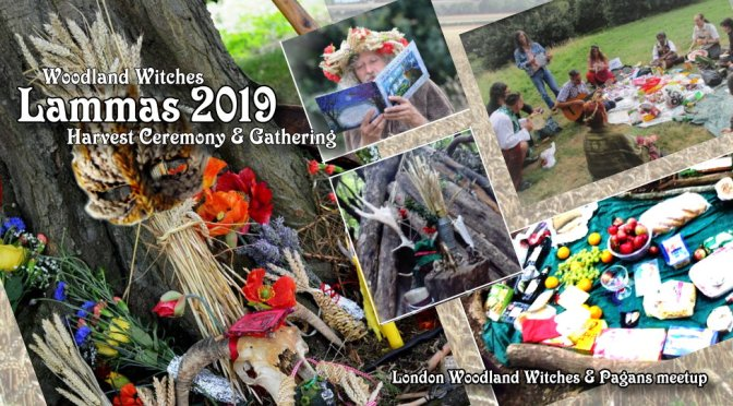 Woodland Witches Lammas: Harvest Ritual Gathering 2019