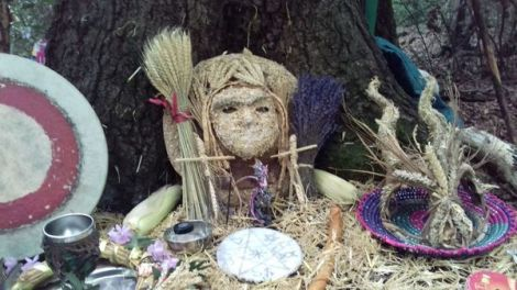 lammas woodland witches 2019