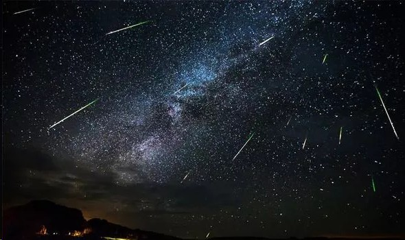 Perseids meteor shower- 12th August 2019