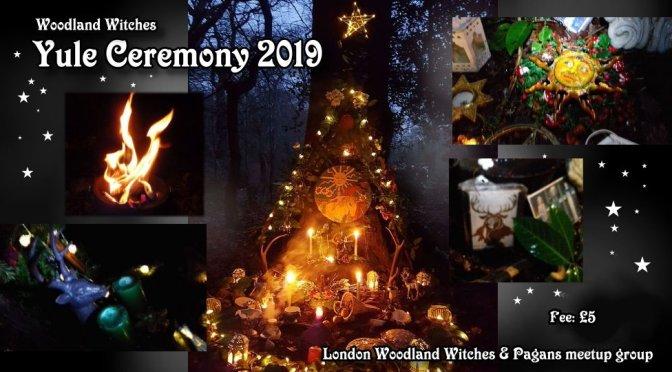 Woodland Mid-Winter 2019- Gathering & Yule ceremony
