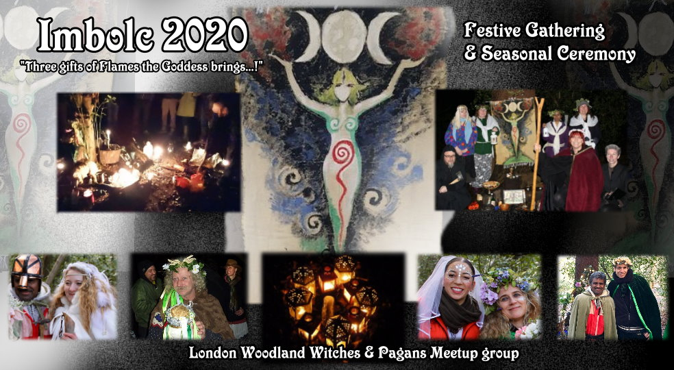 Woodland witches Imbolc 2020